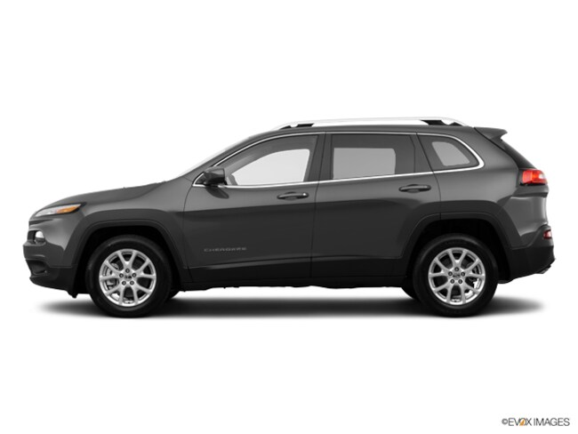 Used 2015 Jeep Cherokee Latitude SUV in Bunker Hill, IN