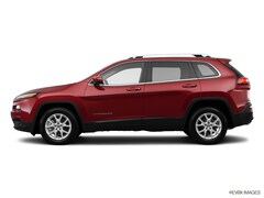 Used 2015 Jeep Cherokee Latitude FWD SUV For Sale in Tyler, TX