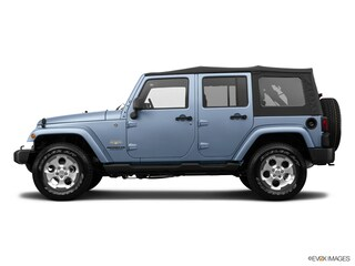 used 2015 Jeep Wrangler Unlimited Sahara 4x4 SUV in Lafayette