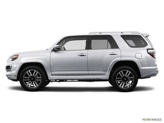 Certified Pre-Owned 2015 Toyota 4Runner Limited SUV Klamath Falls, OR