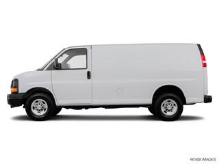 2015 Chevrolet Express Cargo Van Work Van Minivan/Van
