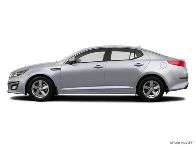 2015 Kia Optima LX FWD Sedan