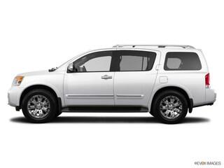 Used 2015 Nissan Armada Platinum SUV Houston