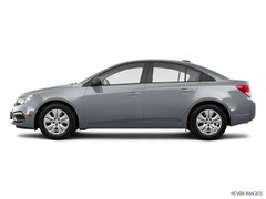 Bargain Used 2015 Chevrolet Cruze LS Sedan under $15K in Winston Salem