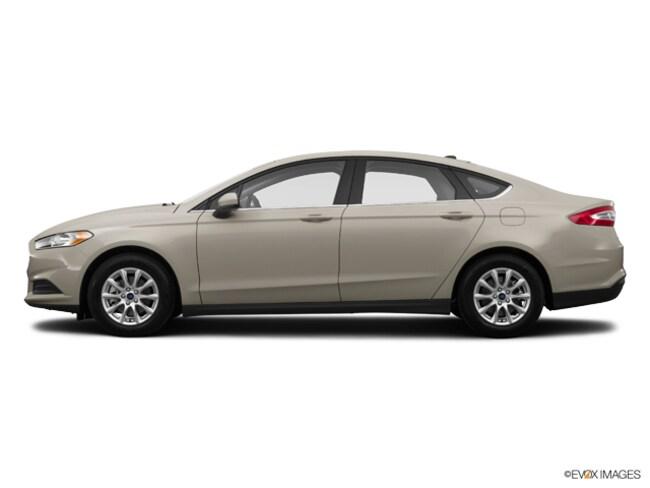 2015 Ford Fusion S Sedan