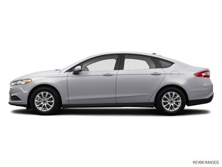 used 2015 Ford Fusion S Sedan in Lafayette