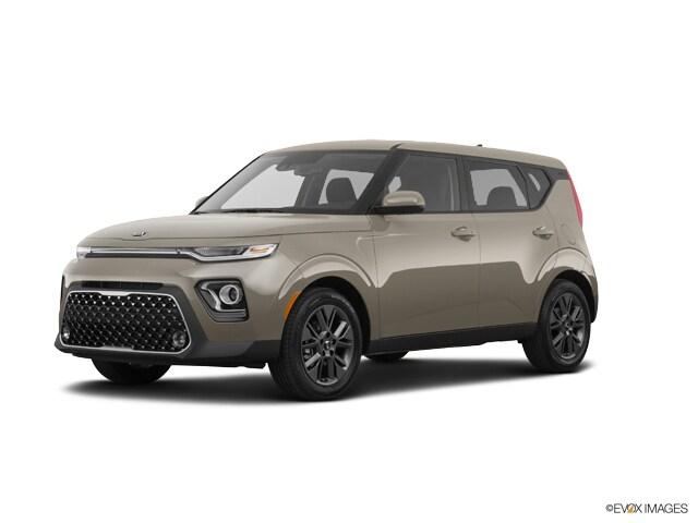 New 2020 Kia Soul EX Hatchback for sale in Warwick, RI