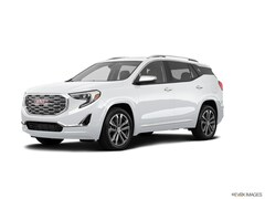 New 2020 GMC Terrain Denali SUV LC5645 for Sale in Conroe, TX, at Wiesner Buick GMC