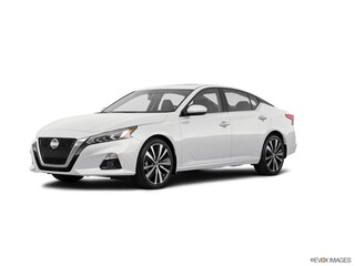 2020 Nissan Altima 2.5 Platinum Sedan