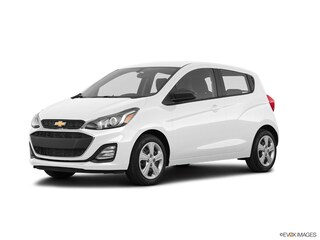 New 2020 Chevrolet Spark LS CVT Hatchback in San Benito, TX