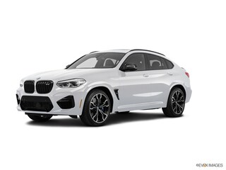 New 2020 BMW X4 M Competition Sports Activity Coupe in Los Angeles