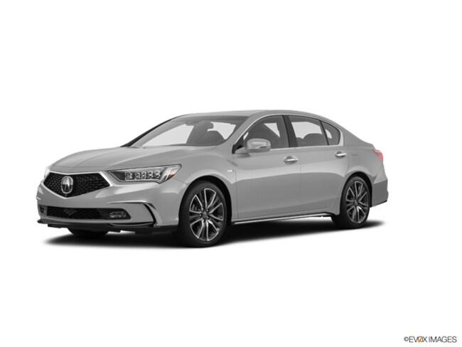 New 2020 Acura RLX Sport Hybrid SH-AWD with Advance Package Sedan Johnston, IA
