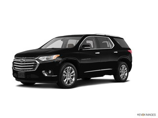 New 2020 Chevrolet Traverse High Country SUV For Sale Springfield IL