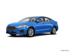 New 2020 Ford Fusion SE Sedan For Sale in Havelock, NC