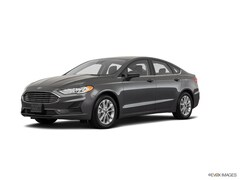 Used 2020 Ford Fusion SE Sedan for sale in Cranston, RI