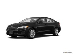 New 2020 Ford Fusion SE Sedan near Marion OH