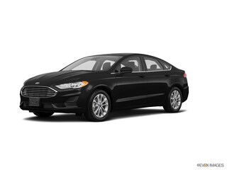 New 2020 Ford Fusion SE Sedan in Shelby, OH
