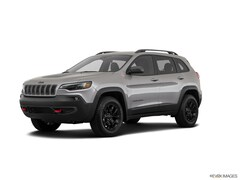 New 2020 Jeep Cherokee TRAILHAWK 4X4 Sport Utility 1C4PJMBX5LD627481 for sale in Alto, TX