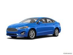 2020 Ford Fusion Hybrid Titanium Titanium FWD