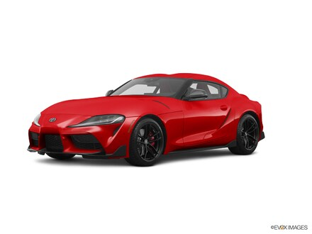 2020 Toyota Supra 3.0 Premium Launch Edition Coupe WZ1DB4C08LW021986