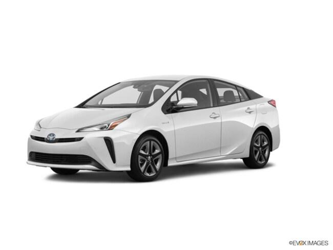 New 2020 Toyota Prius XLE Hatchback in Dublin, CA