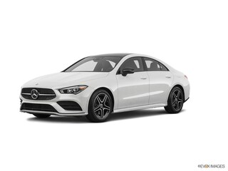 New 2020 Mercedes-Benz CLA 250 Coupe Polar White for sale Fort Myers, FL