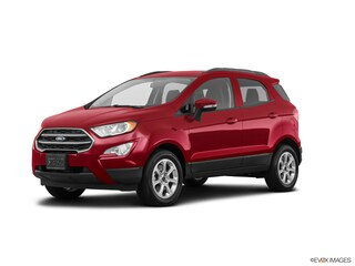 New 2020 Ford EcoSport SE SE 4WD in Broomfield, CO