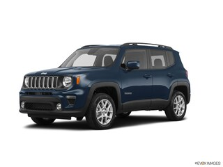 New 2020 Jeep Renegade LATITUDE 4X4 Sport Utility in Williamsville, NY