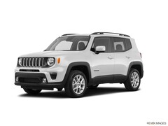 Used 2020 Jeep Renegade Latitude 4x4 SUV for sale in Fowlerville, MI