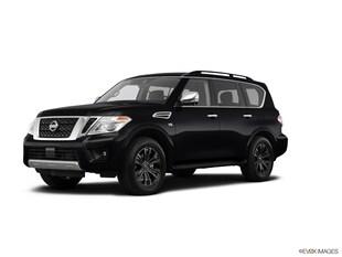 2020 Nissan Armada Platinum SUV