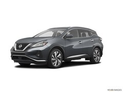 New 2020 Nissan Murano SL SUV For Sale in Meridian, MS