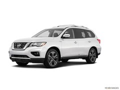 New 2020 Nissan Pathfinder Platinum SUV For Sale in New Bern