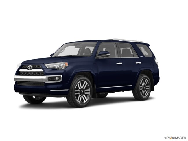 New 2020 Toyota 4Runner Limited SUV San Antonio