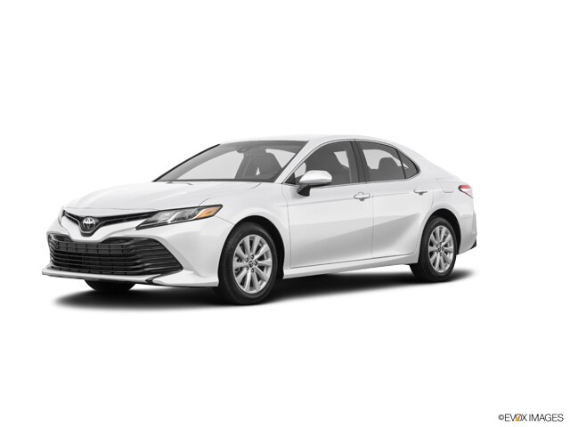 New 2020 Toyota Camry LE Sedan Lawrence, Massachusetts