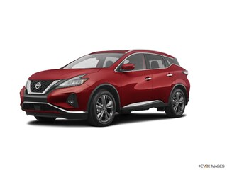 New 2020 Nissan Murano Platinum SUV for sale in Wilson, NC