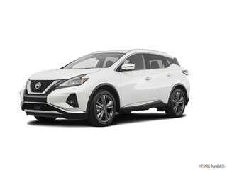 New 2020 Nissan Murano Platinum SUV For Sale Meridian MS