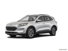 2020 Ford Escape SEL FWD Sport Utility FWD