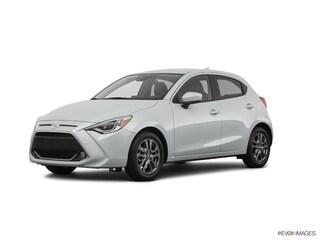 New 2020 Toyota Yaris XLE Hatchback 3MYDLBJV5LY703877 20709 serving Baltimore