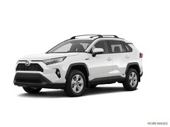 New Vehicle 2020 Toyota RAV4 Hybrid XLE SUV For Sale in Coon Rapids, MN