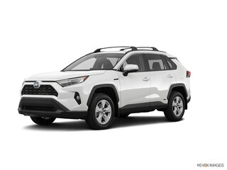 New 2020 Toyota RAV4 Hybrid JTMRWRFV1LD549443 LD549443 For Sale in Pekin IL