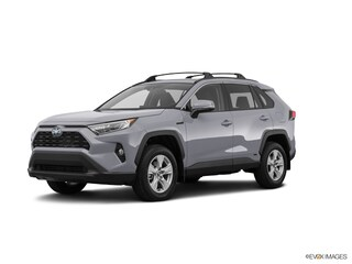 New 2020 Toyota RAV4 Hybrid XLE SUV for sale near you in Wellesley, MA