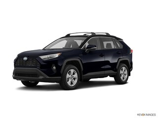 New 2020 Toyota RAV4 Hybrid XLE SUV for sale near you in Boston, MA