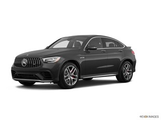 2020 Mercedes-Benz AMG GLC 63 S 4MATIC Coupe