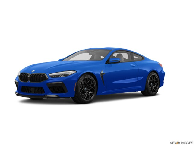 New 2020 BMW M8 Competition Coupe Chico