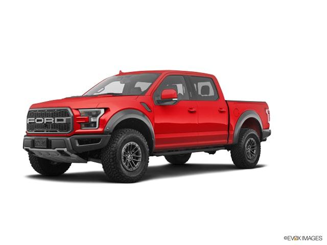 2020 Ford F-150 Raptor Truck SuperCrew Cab