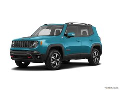 New 2020 Jeep Renegade TRAILHAWK 4X4 Sport Utility for sale near Green Bay, WI