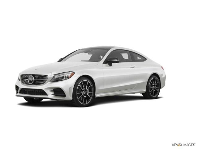 2020 Mercedes-Benz C-Class Coupe