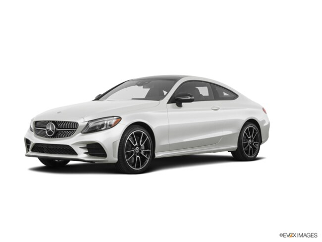 New 2020 Mercedes-Benz C-Class C 300 4MATIC Coupe For Sale/Lease Fort Wayne, IN