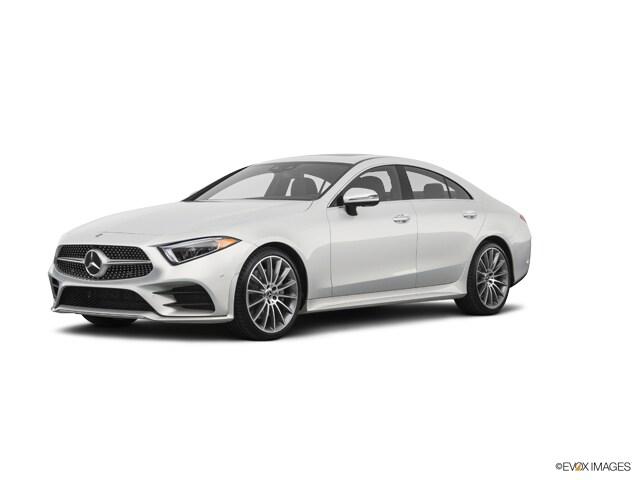 2020 Mercedes-Benz CLS 450 Sedan