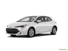 New 2020 Toyota Corolla Hatchback JTND4RBE3L3094084 20T081 for sale in Kokomo, IN